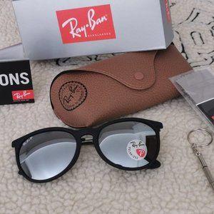 BRAND NEW Ray Ban Erika Velvet RB4171 54mm Sunglasses